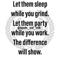 Let them sleep...