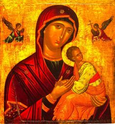 Byzantine Icons, Byzantine Art, Religious Icons, Religious Art, Saint Catherine's Monastery, Greek Icons, Madonna And Child, Blessed Virgin Mary, Orthodox Icons