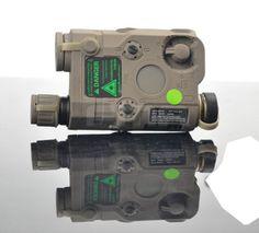 PEQ-15 LED White light  Green laser with IR Lenses FMA Upgrade Version FG