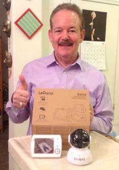I won this Levana Astra 3.5-Inch inch PTZ Digital Baby Video Monitor worth $160- for only 1 cent on #DealDash, with just 178 bids!  Now all we need is a baby, ha ha working on it! Thanks DealDash for another great deal! See how much you can save at: www.dealdash.com/join.php?utm_source=customer%20testimonials&utm_medium=pictures&utm_campaign=facebook