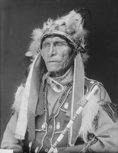 Chief Standing Cloud | Standing Cloud - Oglala 1910