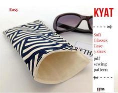 Sewing patterns bundle: Large Shoulder Japanese Knot Bag Pattern and Wrist Knot Bag. Easy Sewing Patterns, Bag Patterns To Sew, Easy Sewing Projects, Japanese Knot Bag, Zipper Bags, Zipper Pouch, Needle Book, Sewing Kit, Simple Bags