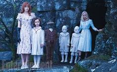 Miss Peregrine's home for peculiar children - Tim Burton film