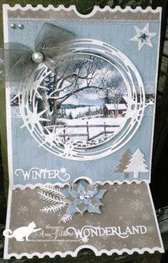 De kaarten van ons Mam: Winter Wonderland