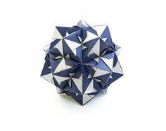 Origami Mosaic Kusudama