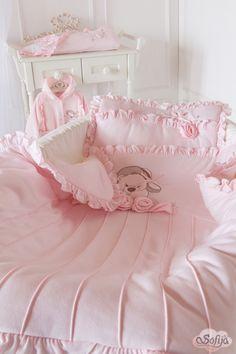 Nursery Room, Girl Nursery, Baby Girl Clipart, Baby Bikini, Baby Dresses, Baby Cribs, Bassinet, Aurora, Pink Blue