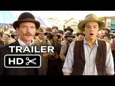 ▶ A Million Ways To Die In The West Official Trailer #1 (2014) - Seth MacFarlane Movie HD - YouTube