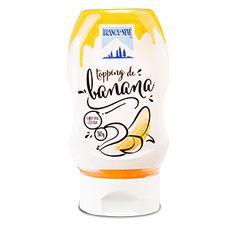 Topping de Banana Branca de Neve