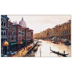 "Found it at Wayfair - ""Venice"" by Hava Painting Print on Wrapped Canvas http://www.wayfair.com/daily-sales/p/Wall-Art-Under-%24100-%22Venice%22-by-Hava-Painting-Print-on-Wrapped-Canvas~TMAR7708~E20283.html?refid=SBP.rBAZEVQ_-nOfYi4-RTqhAtXunS1N6UITupfeiqDPnpQ"