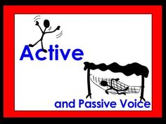 Active and Passive Voice made for the 8th grade Language Arts classroom.     This product includes a PowerPoint, lesson plan, student worksheet and more!  The lesson focuses on Content Standards: CCSS.ELA-Literacy.L.8.1b Form and use verbs in the active and passive voice.