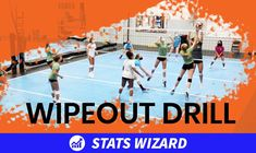 Coaches, do you give your players a game plan, and then they struggle to execute it? Well, you can remedy this problem with the Wipeout Drill. Wipeout is a 6-on-6 game that emphasizes goals for each team. The team can only win the game until they achieve the criteria set by you. See how it works here!