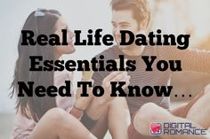 Real Life Dating Essentials You Need To Know… - What is the most important element in the algorithm of dating? read on - Tyler Young of Attractology has the answer!