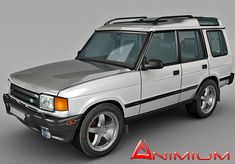 Land Rover 3d model for visualizations and architectural renderings. 3d model is perfect for rigging and animation with each objects separated and pivot points set.