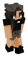Minecraft Skins Female, Minecraft Girl Skins, Cute Minecraft Houses, Minecraft Stuff, Minecraft Ideas, Mcdonalds, Minecraft Characters, Minecraft Decorations, Pocket Edition