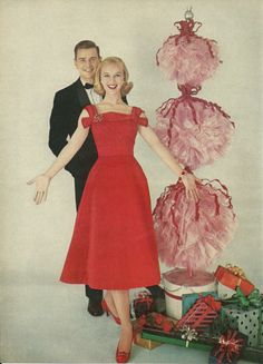 1957 Mademoiselle Magazine