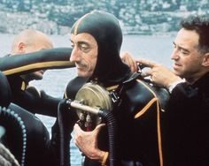 Jacques Cousteau, an explorer, inventor, filmmaker and conservationist, he battled against commercial whaling and inspired others to care for the ocean.
