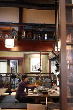 restaurant at Takayama, Gifu