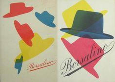 Max Huber, Borsalino, 1948