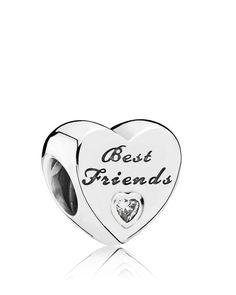 charm best friends pandora