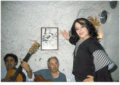 1994 Maripaz bailando en fiesta de la escuela