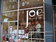 Joe The Art Of Coffee - Lost At E Minor: For creative people