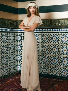 The Coolest Place to Find Your Summer Wedding Outfit via @WhoWhatWear