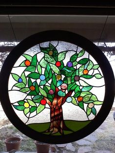 Bounty - Delphi Stained Glass