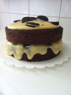 Naked Cake de Oreo