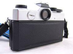 Fujica Vintage ST801 35mm Fuji EBC Case Fujinon Lens 55mm SLR Film Camera M42   eBay