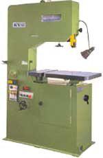 BIRMINGHAM Vertical Saws  Standard Equipment #machine #tool