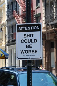 I need to hang this sign up on the inside of my back door for every time I leave the house.