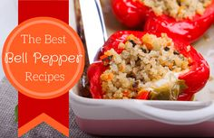 6 Ways to Pick Peppers for Dinner via @SparkPeople
