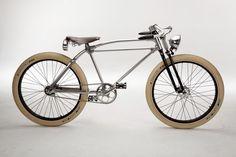 Custom 1935 Ward Hawthorne Duralium Bicycle, on Etsy Velo Retro, Velo Vintage, Vintage Bicycles, Velo Beach Cruiser, Cruiser Bicycle, Velo Design, Bicycle Design, Velo Shop, Push Bikes