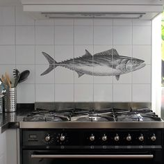 Fish Backsplash