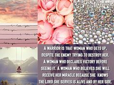 Victory Beautiful Collage, Beautiful Words, Beautiful Images, Word Collage, Color Collage, Pretty Quotes, Sweet Quotes, Angel Prayers, Collages