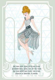 Disney Gems-April (Cinderella)