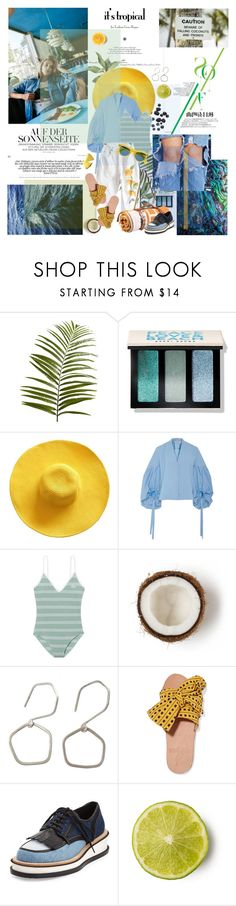 """""""Santa Anna Winds"""" by ducktape ❤ liked on Polyvore featuring Pier 1 Imports, Bobbi Brown Cosmetics, Hellessy, Victoria's Secret, Hermès, Cutler and Gross, Brother Vellies and Givenchy"""