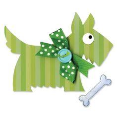 Sizzix 657688 Bigz Die, Dog, Scotty with Bone by Dena Designs by Sizzix, http://www.amazon.com/dp/B007QNHP1G/ref=cm_sw_r_pi_dp_QEousb09DWT1J