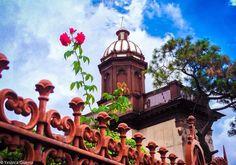 Iglesia Nuestra Señora de Candelaria, San Salvador.