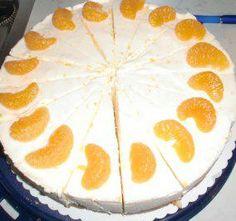 Mandarinen-Quark Torte - Rezept