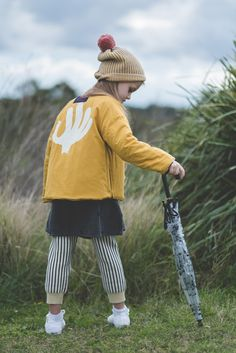 Adorable rainy day outfit. Bobo Choses. Cool Kids Clothes, Fashion Design For Kids, Stylish Boys, Designer Kids Clothes, Clothing Labels, Beautiful Outfits, Fashion Forward, Outfit Of The Day, Bermuda Shorts