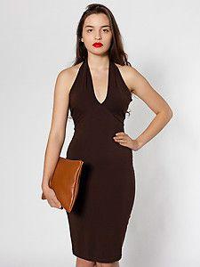0b86d334a70ef Simple   Elegant! American Apparel Dress