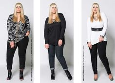 www.harlowstore.com Fall Winter, Autumn, Australian Fashion, Fashion Lookbook, Curves, Capri Pants, Plus Size, Denim, Beauty
