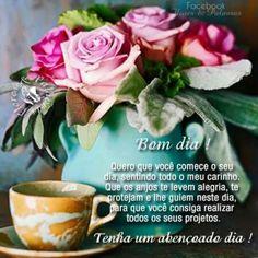 Bom dia gente amada!!
