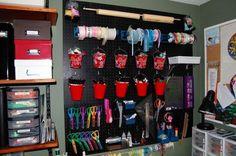 Craft wall