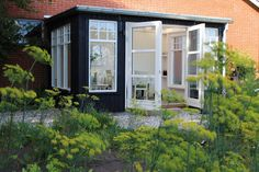 What Is a Conservatory? Patio, Backyard, Outdoor Spaces, Outdoor Living, What Is A Conservatory, Rooftop Terrace Design, Garden Nook, Outdoor Greenhouse, Outside Room