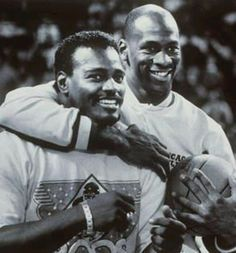 TWO OF THE BEST TO EVER PLAY THE GAME www.myshamrocklimo.com