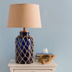 Amalfi Lamp - 3 Colors via The Beach Look. Click on the image to see more!