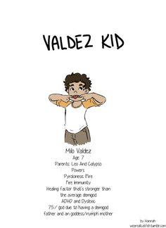 Next generation- Valdez kid (part 4)