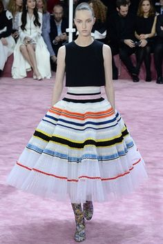 COUTURE 2015~~!! Suzy Menkes reports from the Schiaparelli and Dior shows